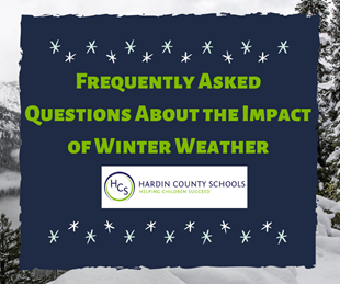 faq about closing school in bad weather 2021