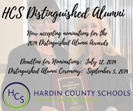 2019 DISTINGUISHED ALUMNI
