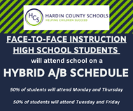 A/B Schedule for High Schools