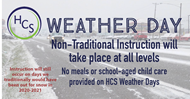 HCS Weather Day