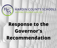 response to Gov Beshear's recommendation