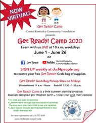Get Ready! Camp 2020