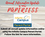 paper annual information update
