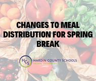 meal distribution plans change for spring break
