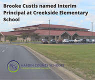 custis named interim principal at creekside elementary