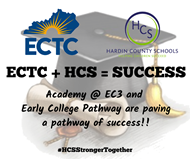 ectc hcs graphic about academy
