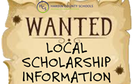 wanted - local scholarship information