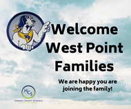 WELCOME WEST POINT