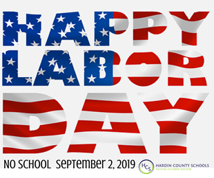 NO SCHOOL - LABOR DAY linked image