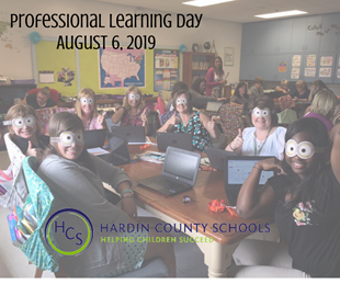 PROFESSIONAL LEARNING DAY FOR STAFF linked image