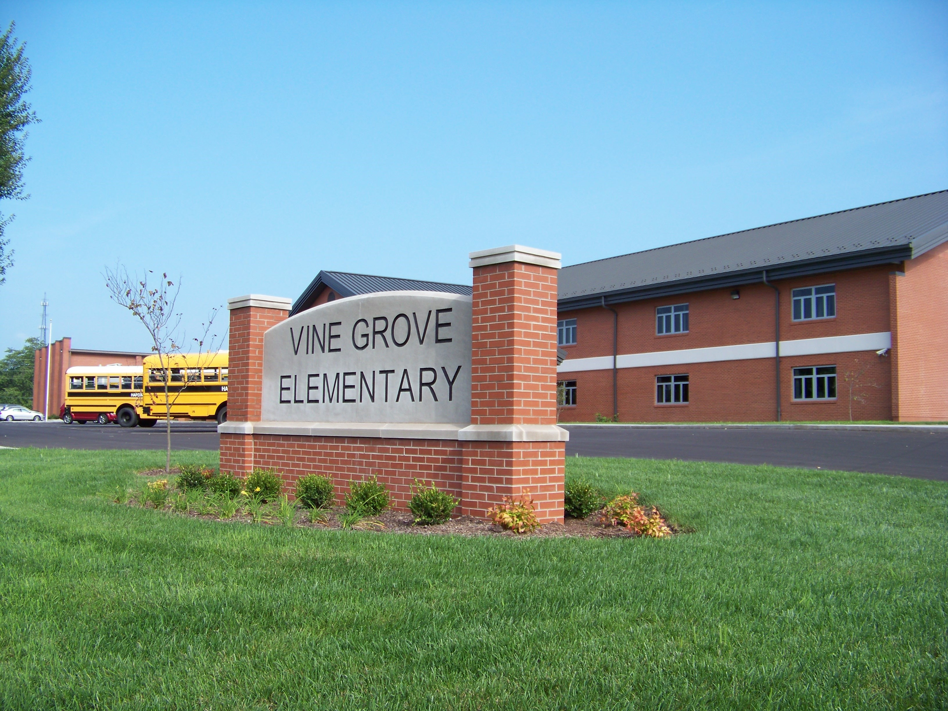 Welcome to Vine Grove Elementary
