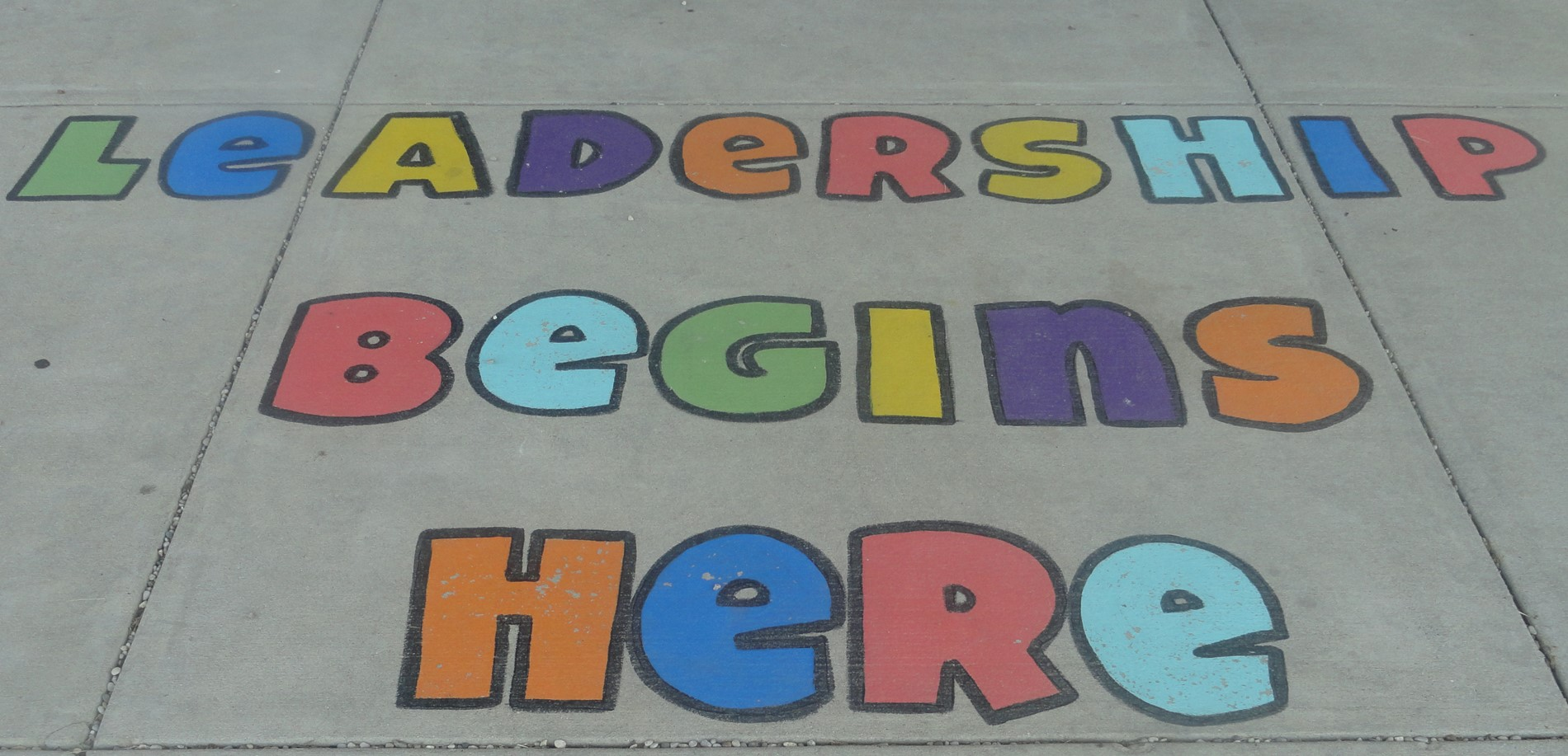 Leadership Begins Here!