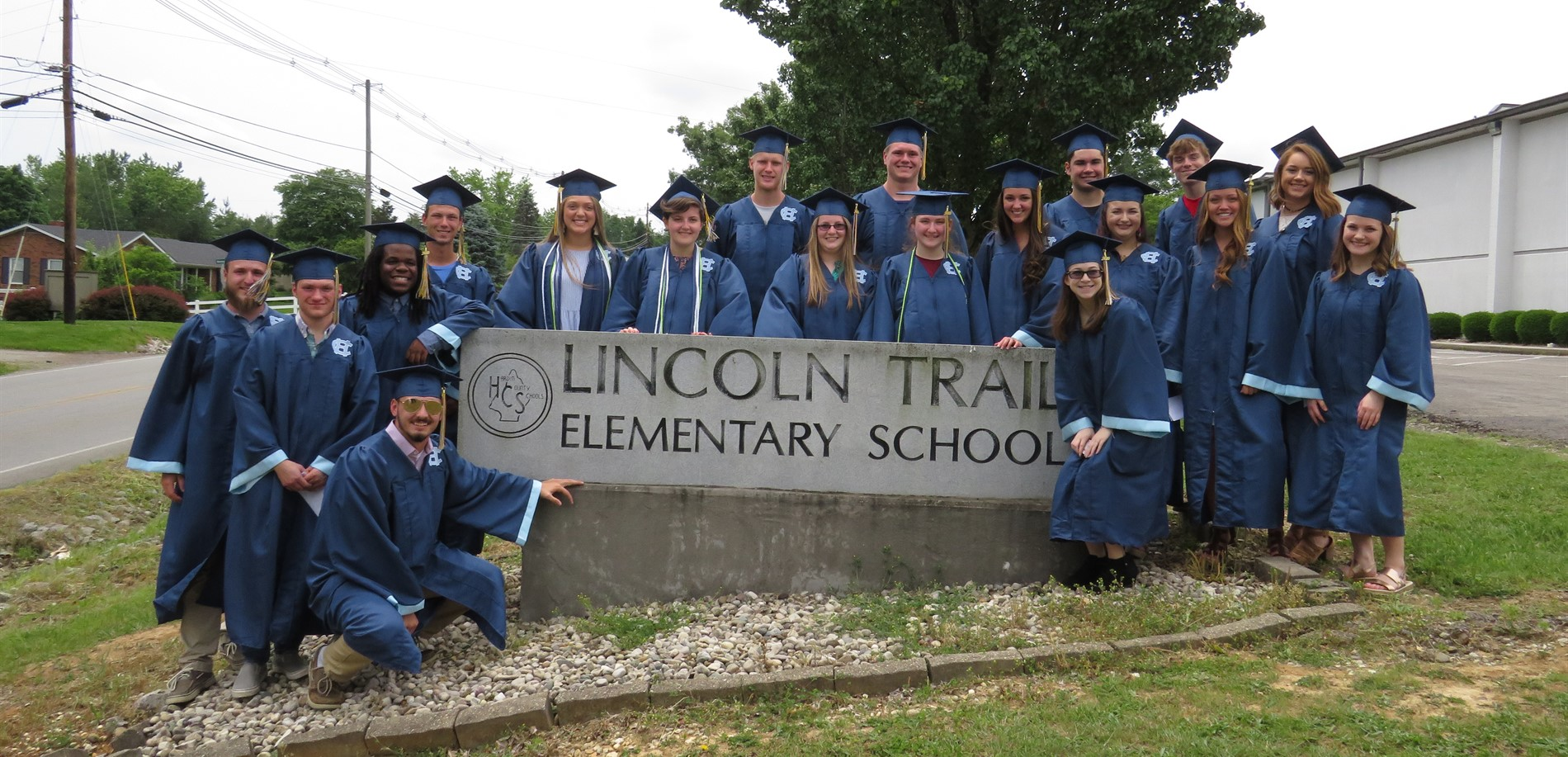 2019 Central Hardin High School Graduates (Lincoln Trail Former Students)