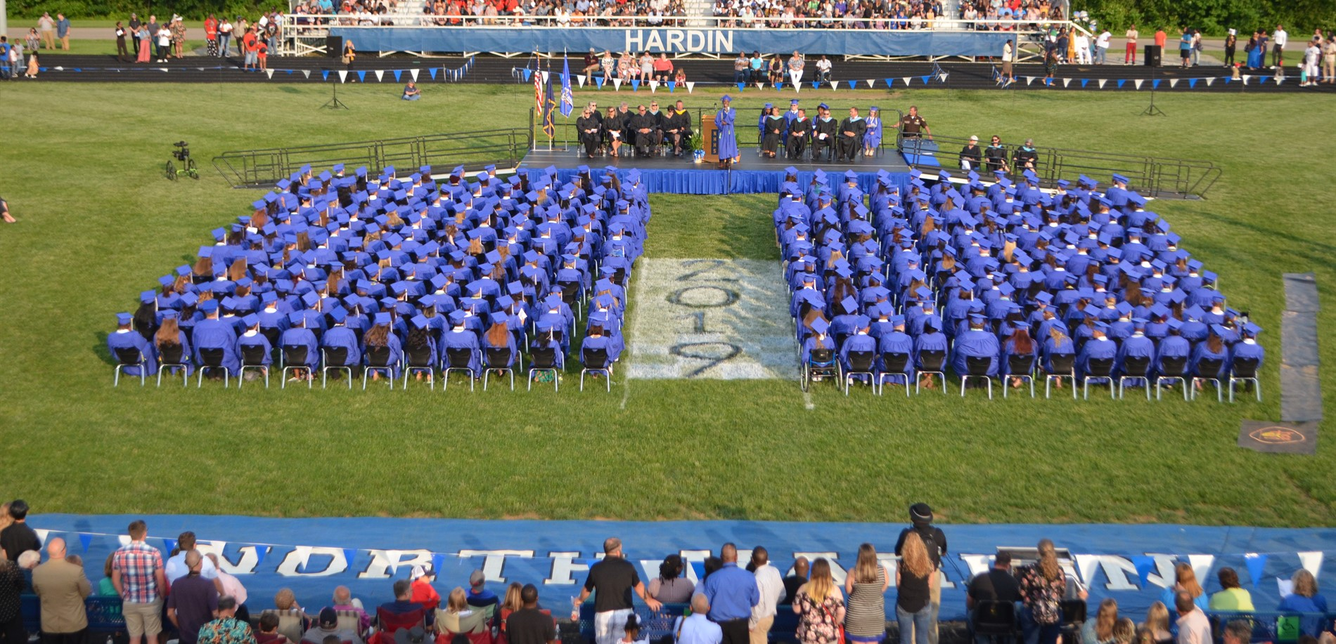 North Hardin High School Class of 2019