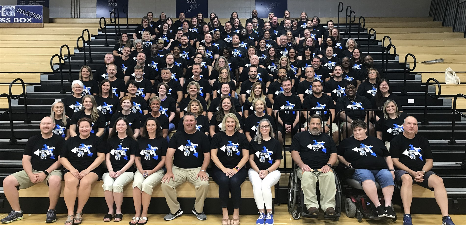 Trojan Nation Staff 2019-2020