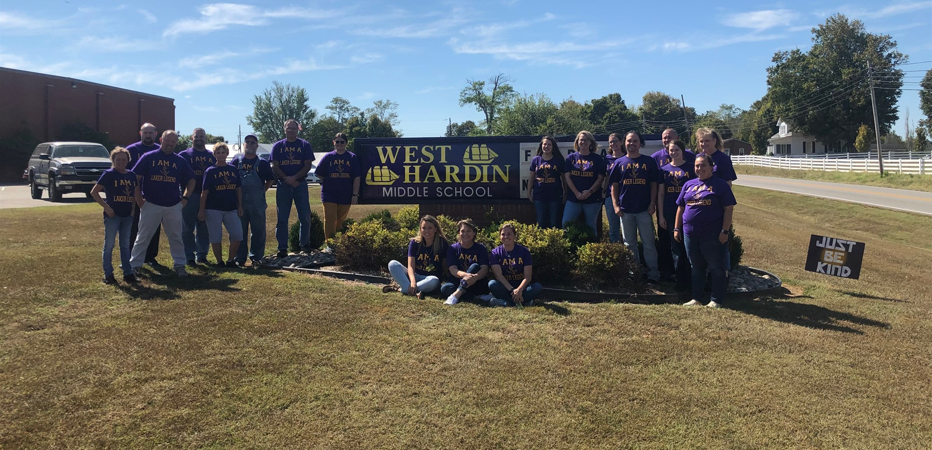 Current WHMS Teachers & Staff Members Who Also Attended West Hardin as Students!