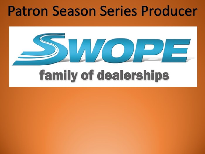 Thanks to Swope Family of Dealerships for their Sponsorship!