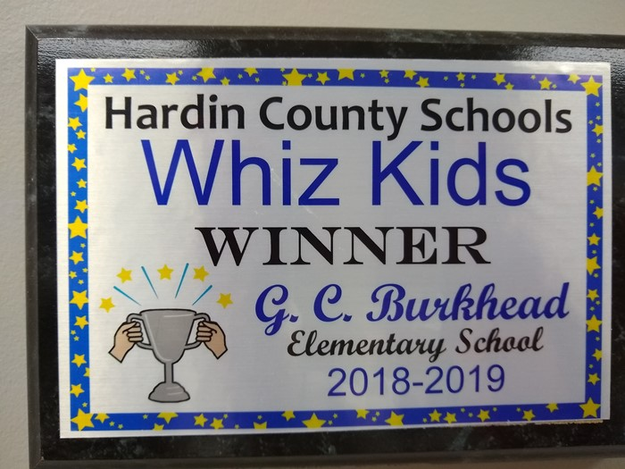 Create Award Plaques for your students!