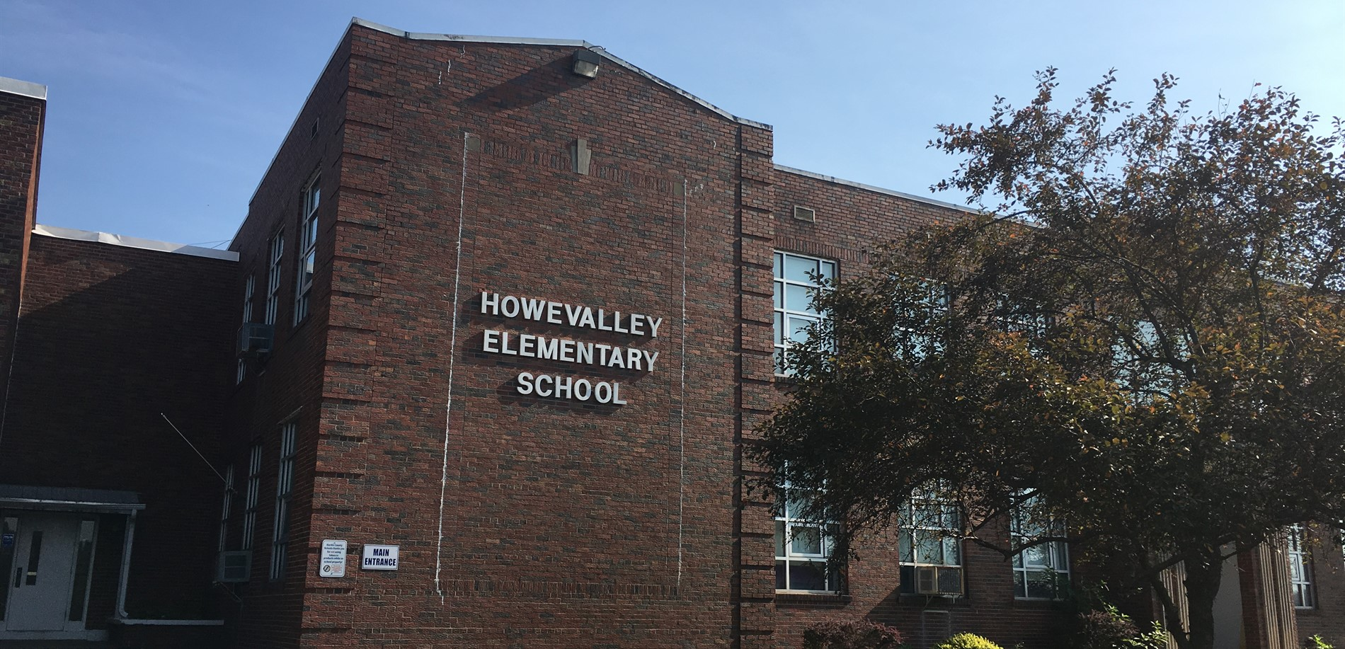 The former Howevalley
