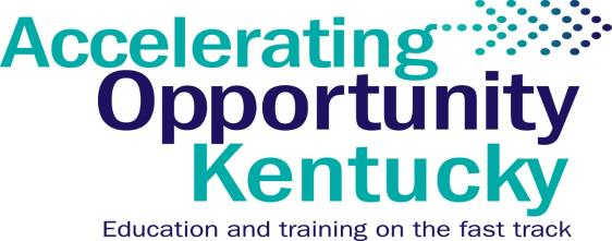 accelerating opportunity kentucky