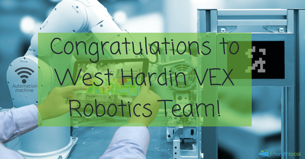 Congrats-to-West-Hardin-VEX-Robotics-Team