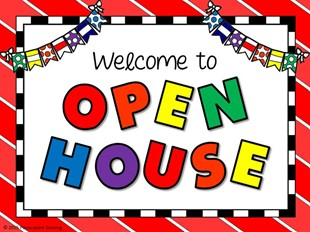 Open House 1st-5th Grade linked image
