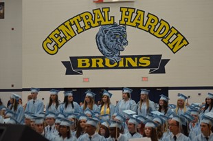 CENTRAL HARDIN HIGH SCHOOL GRADUATION linked image