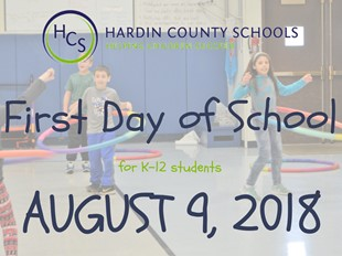 FIRST DAY OF SCHOOL K-12 STUDENTS linked image