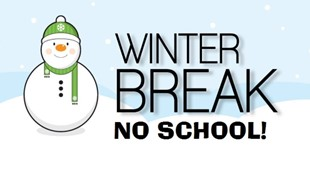 SCHOOL DISMISSED - Winter Break linked image