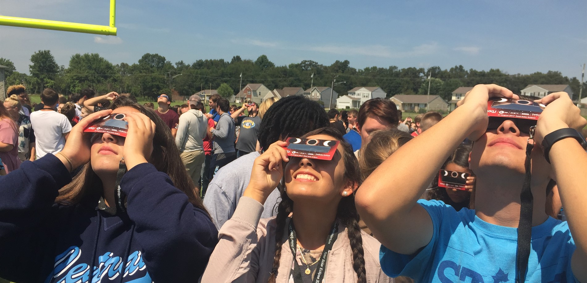 Total Eclipse on the Bruin Nation