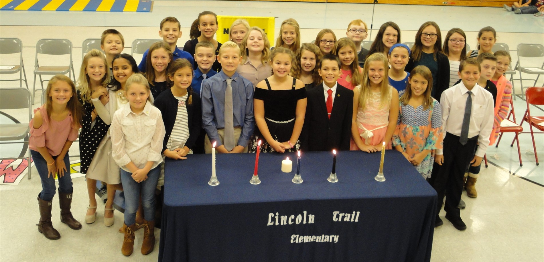 Lincoln Trail Elementary Beta Induction