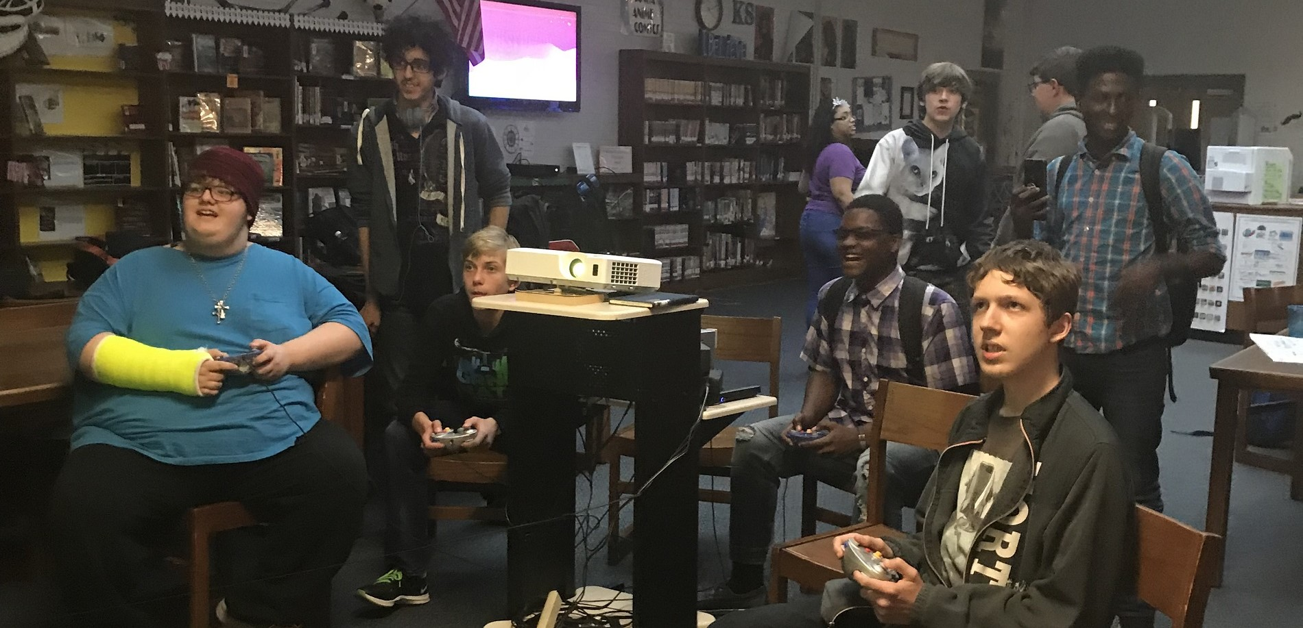 Annual STLP Video Game Tourney
