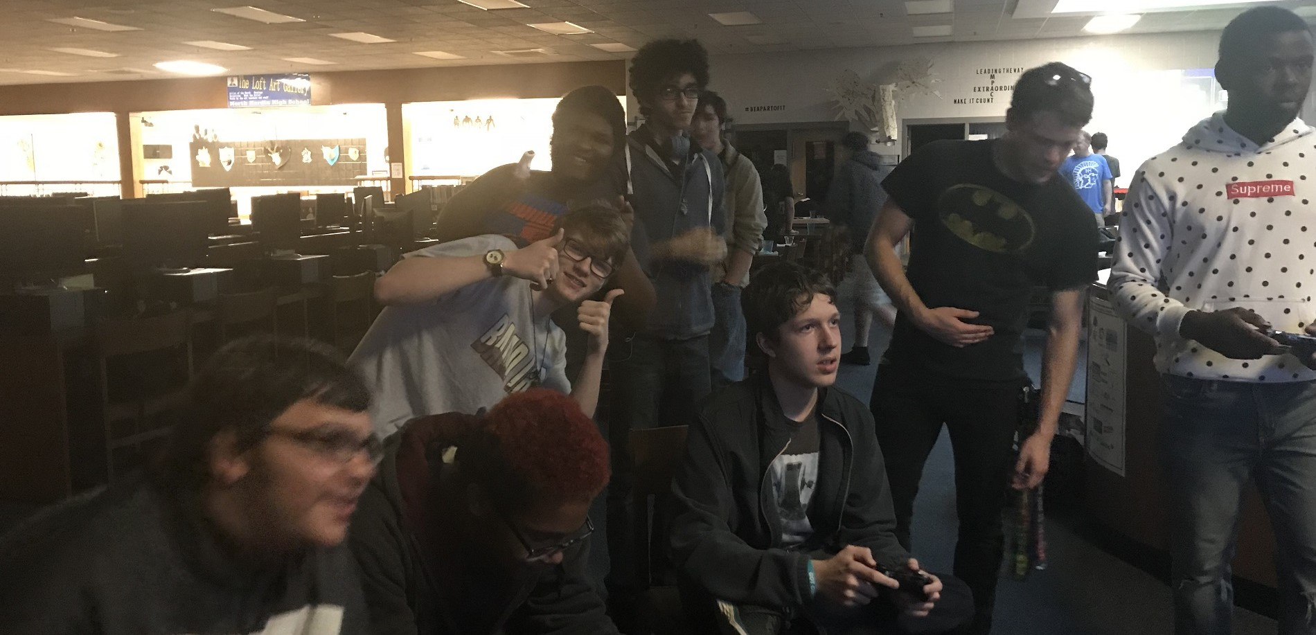 Smash Brothers at VG Tourney