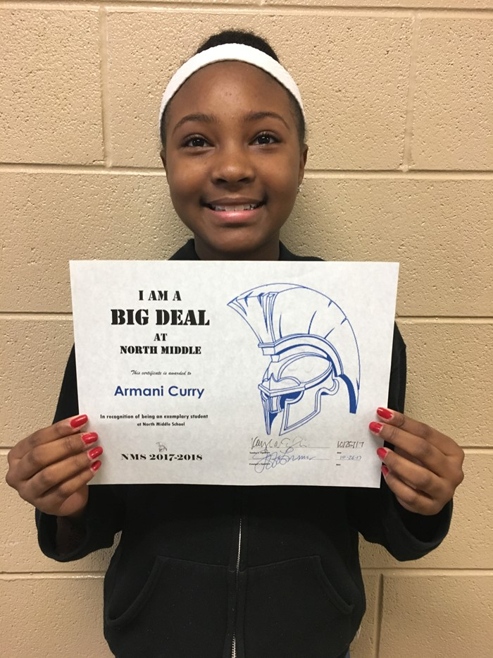 Armani Curry is a BIG DEAL!