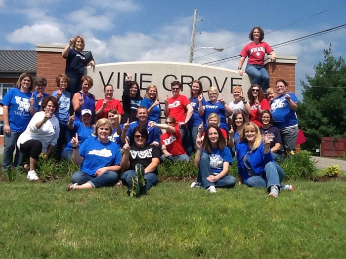 Photo gallery vine grove elementary school - Garden grove school district calendar ...