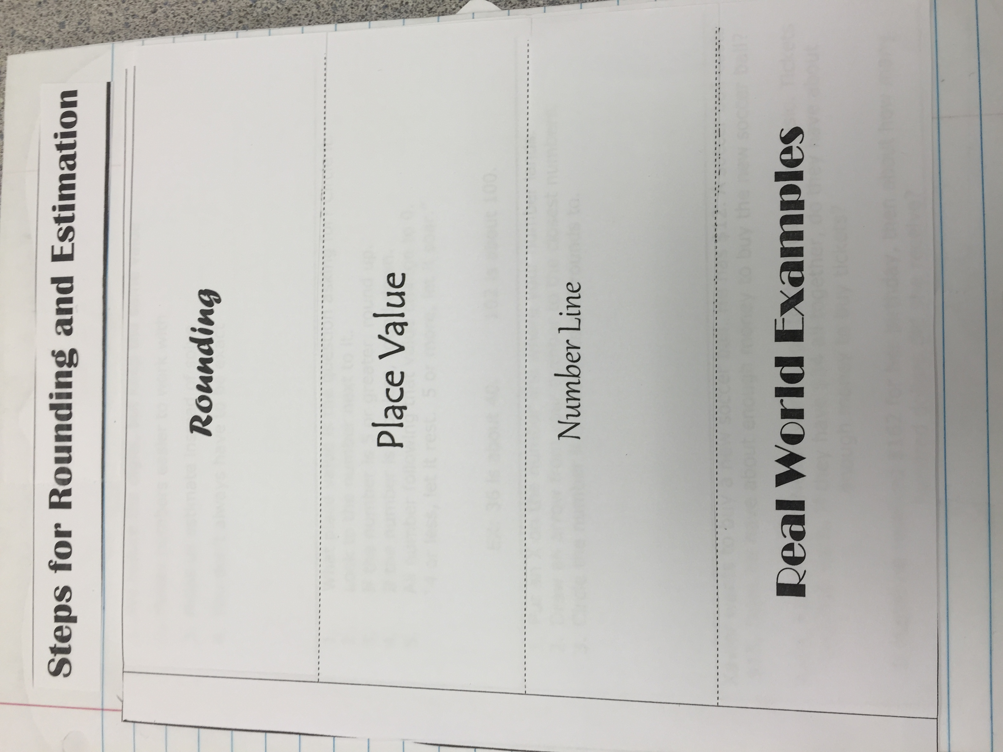 page 2 cover-rounding and estimating